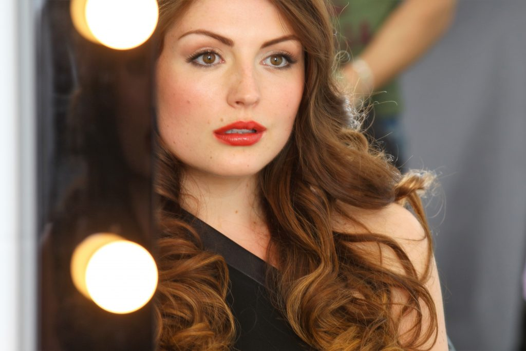 Hair can look so much fuller using Great Lengths Hair Extensions, available in our Soho Salon