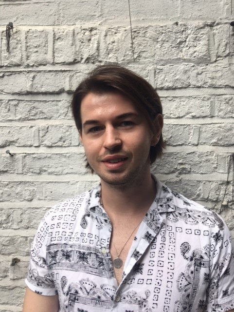 Our new Stylist Joseph specializes in Colour, Cutting and Tape Extensions