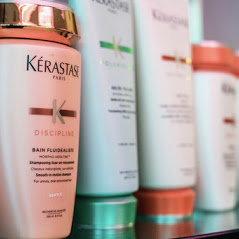 We use and recommend Kerastase products.